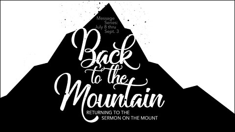 Back to the Mountain