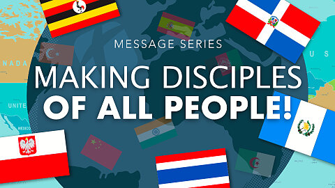 Making Disciples of All People