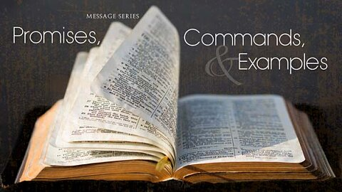 Promises, Commands, & Examples
